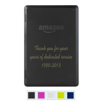 Engraved Kindle Fire HD8
