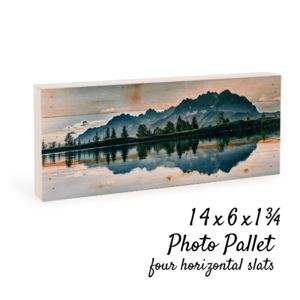 14 x 6 Photo Pallet  Thumbnail