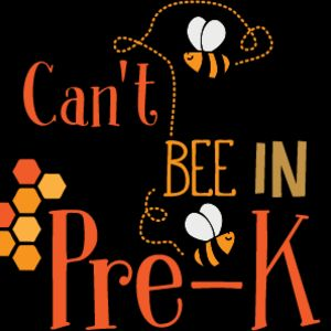 Cant Wait To Bee In Pre K SVG Thumbnail