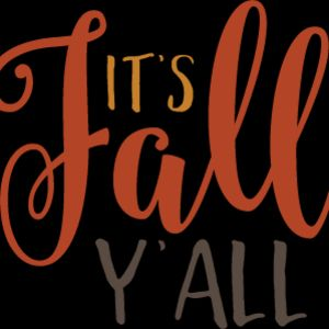 Its Fall Yall SVG Thumbnail